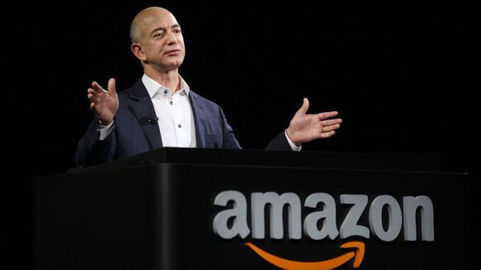 Bezos rips Trump for 'dangerous' attacks on the media