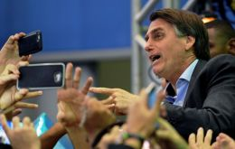 Bolsonaro has had three operations, including two emergency procedures, since the attack.