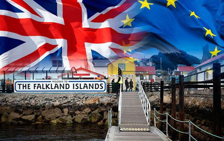 The UK exit will have a still unknown impact on British Overseas Territories, and in particular for the Falkland Islands