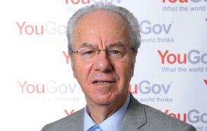 """This should concern all politicians who seek to preserve the integrity of the United Kingdom"", said Peter Kellner former president of YouGov."