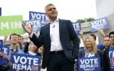 London Mayor Sadiq Khan became the latest big name to call for a vote, joining ex prime ministers Tony Blair and John Major and celebrities like Gary Lineker
