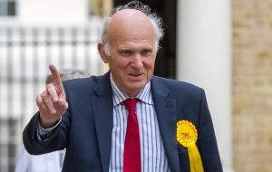 "Party leader Vince Cable will urge Prime Minister Theresa May to ""lead her party and the country by opening her mind to a people's vote on the final deal"""