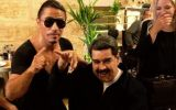 Turkish celebrity chef Nusret Gokce, posted videos and photos on his Instagram and Twitter pages showing Maduro and his wife, Cilia, dining
