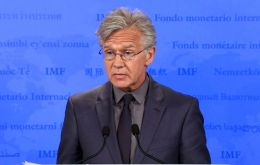 "IMF spokesperson Gerry Rice said the team in Buenos Aires had made ""important progress"" on the economic reforms needed"