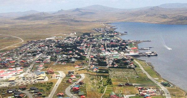 Falklands Could Allow Floating Hotels For Oil Industry