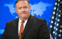 """You'll see in the coming days a series of actions that continue to increase the pressure level against the Venezuelan leadership folks"", Pompeo said"