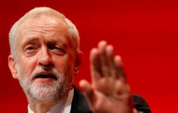 Leader Jeremy Corbyn had previously said he would prefer the Brexit issue to be resolved by a general election