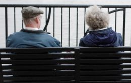 Life expectancy in some parts of the UK has decreased: for males and females in Scotland and Wales it has declined by 0.1 years