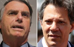 Bolsonaro and Haddad are polarizing the Brazilian electorate