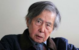 The 80-year-old Fujimori, of Japanese descent, was president of Peru between 1990 and 2000.