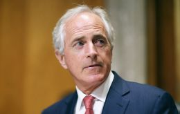 Corker, chairman of the Senate Foreign Relations Committee will meet U.S. and Venezuelan officials, opposition representatives and National Assembly members