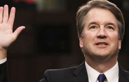 The Senate backed Kavanaugh nomination 50 to 48 after a bitter battle to stave off claims of sexual assault and an 11th hour investigation by the FBI