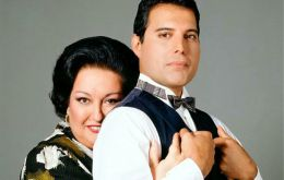 Montserrat Caballé transcended opera circles when she duetted with Freddie Mercury in the late 80s.