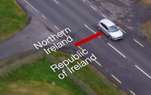 One of the major sticking points has been how to avoid new checks on the border between Northern Ireland and the Irish Republic