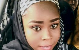 Hauwa Mohammed Liman worked in a hospital supported by the ICRC when she was abducted on 01 March.(Pic Reuters)