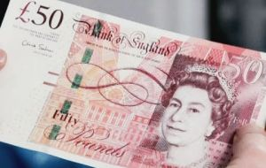"""There is also a perception among some that £50 notes are used for money laundering, hidden economy activity, and tax evasion,"" the Treasury said"