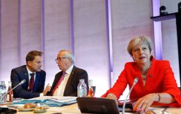 The clock is ticking down towards a summit of European leaders on Wednesday where it had been hoped a deal could be reached.