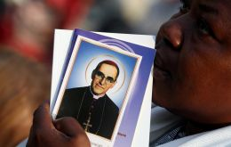 Romero, a beloved figure in Latin America for his commitment to social justice and combating poverty, was executed on a church altar by a right-wing militia in 1980