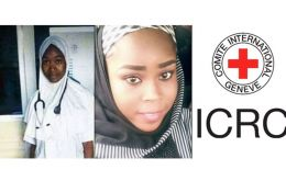 """The news of Hauwa's death has broken our hearts,"" said ICRC's Patricia Danzi."