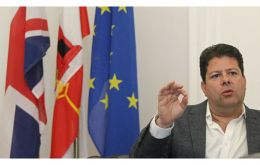According to Picardo it will be agreed between UK and EU because under the 2006 Constitution, UK remains responsible for the Rock's international agreements