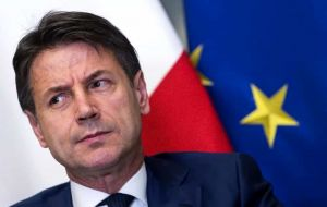 """The budget keeps government's promises while keeping public accounts in order,"" said PM Giuseppe Conte. ""Italy is a founding EU member and net contributor"""
