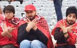 Shall Iranian women no longer need to don fake beards to attend football stadiums?
