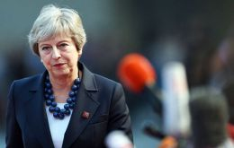 Theresa May addressed her 27 European counterparts on Wednesday evening, urging them to give ground and end the current Brexit deadlock.