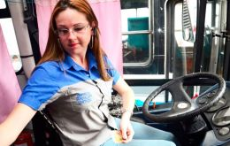 The urban bus companies have been ordered to hire female drivers until reaching the quota of 30 percent.