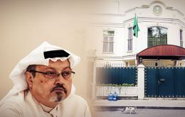 "Investigators have recovered ""many samples"" from their searches of the consulate and the consul's residence, and will analyze them for traces Jamal Khashoggi"