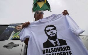 Bolsonaro is consolidating his lead for 28 October