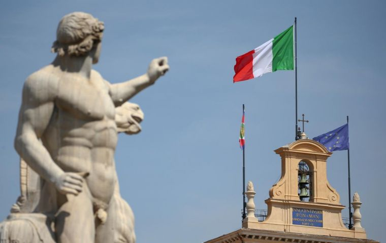 At the heart of the concerns is Italy's public debt, which amounts to 2.3 trillion Euros, or 131% of GDP, the highest rate in the Euro zone after Greece