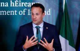 """I am open to the idea of an extension or a longer transition period, but that's not an alternative to a legally binding Irish backstop, ""said Taoiseach Leo Varadkar"