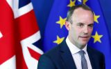 """The end is in sight in terms of a good deal, the prize we want,"" Dominic Raab said, asking Tory MPs to ""wait and see""."