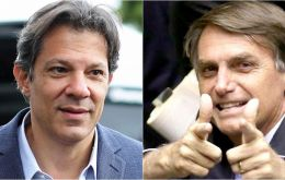 The review also showed that Fernando Haddad has a 52% rejection and Jair Bolsonaro, 38%