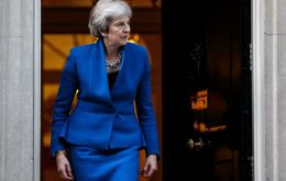 "Over the weekend some Tory MPs suggested the PM would be fighting for her political life at the meeting and was on the edge of the ""killing zone""."