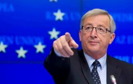 """We do not like this dictatorship,"" Juncker added."