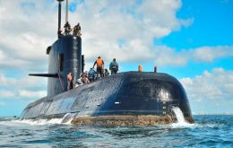The Argentine submarine ARA San Juan was last heard of on November 15, 2017.