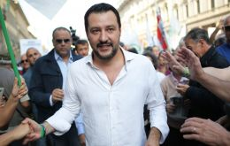 "Deputy Prime Minister Matteo Salvini dismissed S&P's report as ""the same old film"" and put in doubt ratings agencies which ""didn't notice the financial crisis"""
