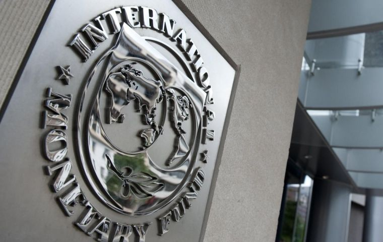 IMF Board approved an augmentation of the Stand-By Arrangement to increase access to about US$56.3 billion, or 1,277% of Argentina's quota