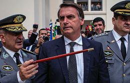 The ex Army captain Jair Bolsonaro should be the next Brazilian president taking office on January first 2019, according to last minute opinion polls