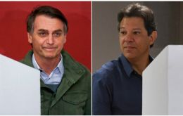 Despite having reduced the distances, the latest polls indicate that Bolsonaro has a clear advantage and can be elected as president