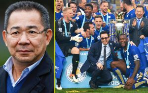 Srivaddhanaprabha was a popular figure in Leicester: he bought the club in 2010, taking it from the lower tiers of the competition to a Premier League title