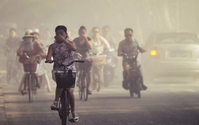 A new WHO report on Air pollution and child health examines the heavy toll of both ambient and household air pollution on the health of the world's children