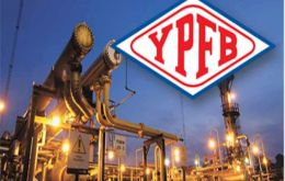 "YPFB is going to have to compete as a company... "" instead of depending on negotiations between states"
