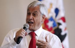 """The population is ageing rapidly"" Piñera underlined and pledged his government would "" launch a project to increase the birth rate."""
