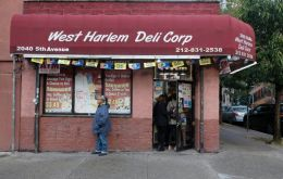 Jose Espinosa and his father own the West Harlem Deli, which lottery officials say sold a ticket that matched all six numbers for the fourth largest lottery prize in U.S.