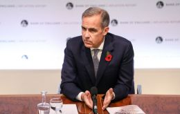 "Carney stressed a no-deal Brexit was ""not the most likely scenario"", but BoE had to be prepared for the worst case and ""rates moving in either direction"""