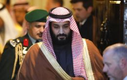 Prince Mohammed reportedly made the accusation in a phone call with the White House after Khashoggi disappeared but before Saudi Arabia admitted killing him
