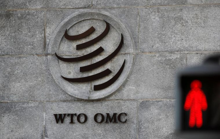 The growing support for the U.S. initiative will add to pressure on China and India to accept reforms at the 23-year-old WTO