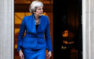 Prime Minister Theresa May has said asking the public to vote again would be a betrayal of the public's trust after the result of the referendum in 2016.